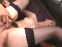 Creampie, Forest gangbang creampie