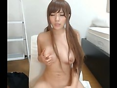 Asian, Cute, Heel insertion cock