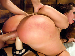 Anal, Fetish, Sunny leone with james deen