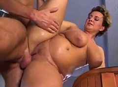 Bath, Milf, Fat, Amateur black milf and white dick