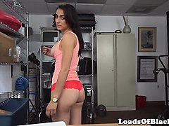 Black, Office, Babe, Riding, Quick sex in office with secretary xvideos