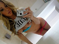 Blonde, Whore, Dads hot girlfriend