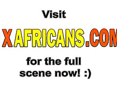 African, Ass, Interracial, Real south african sex video