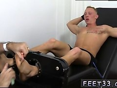 Wet, Michelle stripped tied and tickled