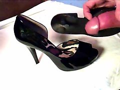 Leather, Pump, Gag pain