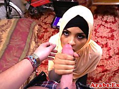 Amateur, Cute hijabi