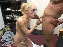 Blonde, Joi cum in your pants