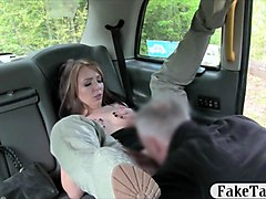 Boots, Babe, Public, White coed toyed fucking in bus