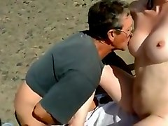 Wife, Beach, Shy, Amateur wife cumshots with strangers
