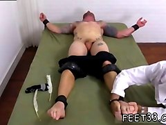 Doctor, Tied, Gay slave tied up
