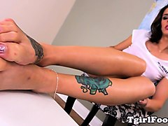 Tattoo, My horny step daughter teases me video