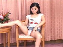 Chinese, Cute, Chinese girl striptease