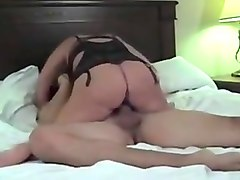 Wife, Hot wife watch husband fuck other girl