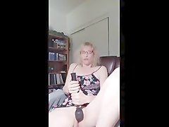 Milf, Sister seduces brother and lets him cum inside her
