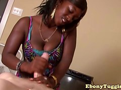 Ebony, Babe, Masturbation, Jerking, Anal masturbation with giant dildo sheena shaw