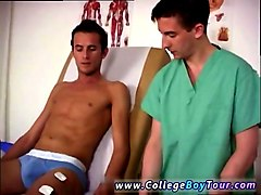 Doctor, Teen, Fraternity college gay porno - haze him boy gay