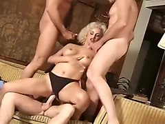 Wife takes it for her husband