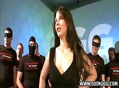 Group, Orgy, Sperm, Soumi bi sperme