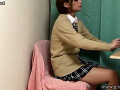 Upskirt, Uniform, Japanese mother in law movie
