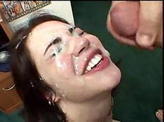 Compilation, Swallow, Black dick cum sucking compilation