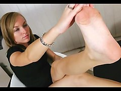 Compilation, Melissa cute amateur brunette with thong licking shoe and masturbating with heel of shoe