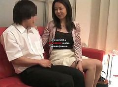 Classic mother son taboo sex full move