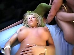 Blonde, Group, Indian wife group sex