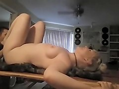 Facial, Wife missionary fucking to orgasm cum close-up