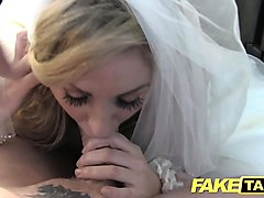 Bride, Wedding, Bride fucked before wedding by other man