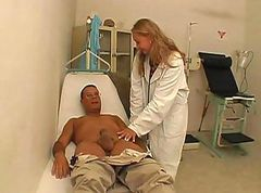 Anal, Doctor, Teacher, Exam, Katia gyno exam
