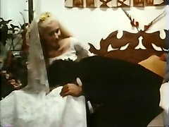 Wedding, Grandpa fuck his young girlfriend (creampie) part ii