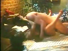 Black, Two white guys and black girl bisexual threesome