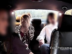 Dogging, Couple, Police, Caught, Real horny dogging uk wife at a public toilet sucking guys off and swallowing spunk
