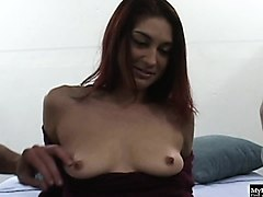 Bath, Redhead, Olderman sex with young lady