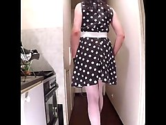 Amateur, Crossdresser, Dress, Crossdressing porn videos