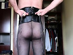 Amateur, Crossdresser, Dress, Crossdresser tricked