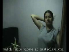 Homemade, Actress sanusha real mms sex scandal