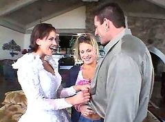 Wedding, Dirty daddy teen dp