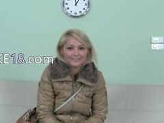 Blonde, Hidden, Shy, Mom son seduce shy