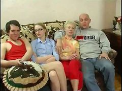 Old And Young, Girdle glory exploring friends old and young lesbian