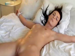 Beauty, Orgasm, Tied, Tied girl