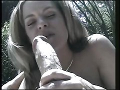 College, Blonde german milf fucked in the ass by her sex machine