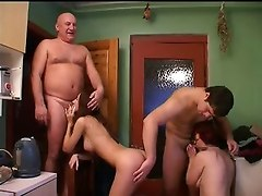 Old And Young, Russian old and young orgy bisexual 70 old