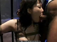 Amateur, Asian, Bondage, Slave, Asian interracial bondage