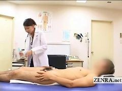 Asian, Penis, Doctor, Japanese, Men public cfnm