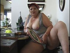 Granny, Bbw, Fat, Boy fucking bbw mommys