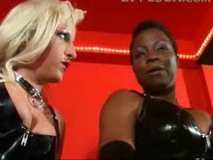 Bdsm, Black, Domination, Extreme lesbian piss domination