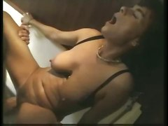 Bath, Bathroom, Mature mother young son indian sex in bathroom