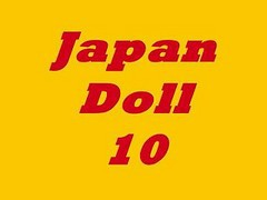 Asian, Japanese, Doll, Voodoo doll