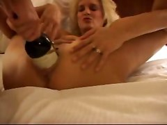 Bottle, Fisting, Dildo, Orgasm bottle